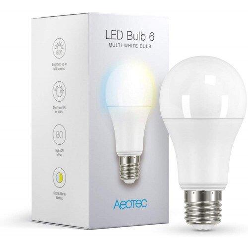 Aeotec Z-Wave LED Bulb - Multi-White