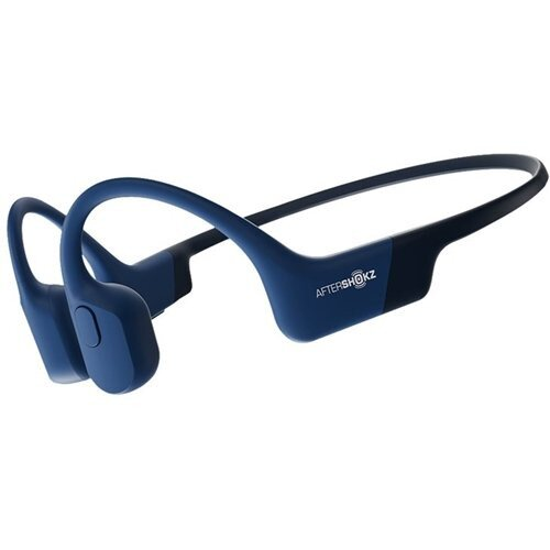 Aftershokz Aeropex Open-Ear Endurance Headphones - Standard - Blue Eclipse