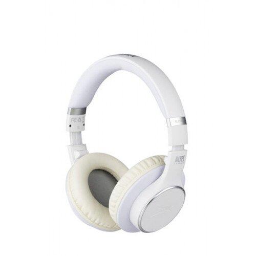 Altec Lansing MZX007 Bluetooth Headphones - White
