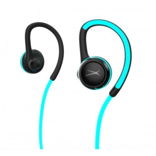 Altec lansing Glow Run Earbuds - Mint Black