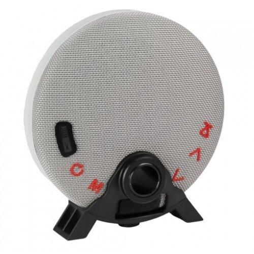 Altec Lansing Portable Bt Speaker - White
