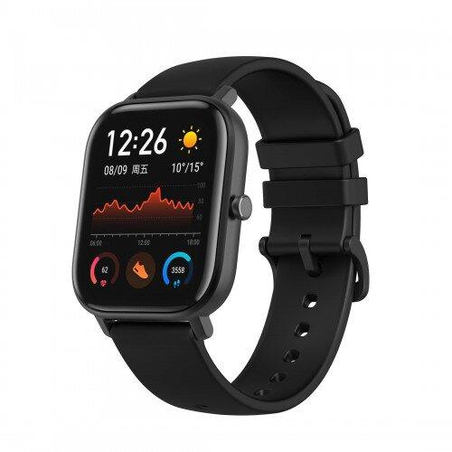 Amazfit GTS Smart Watch - Black