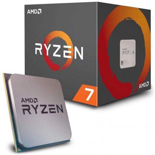 AMD 2nd Gen Ryzen 7 2700 Processor