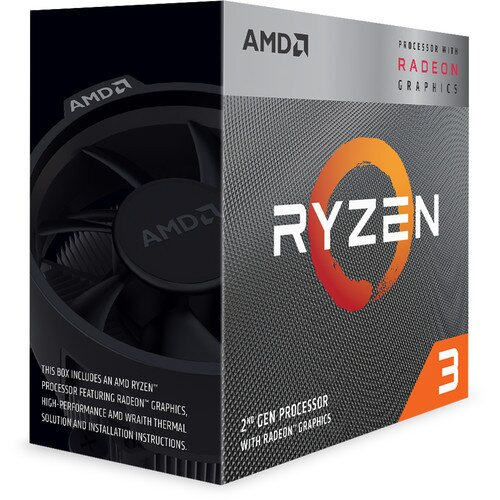 AMD Ryzen 3 3200GE Processor