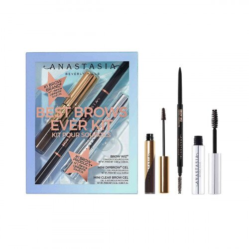 Anastasia Beverly Hills Best Brows Ever Kit - Ebony