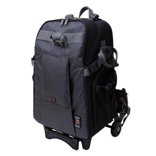 Ape Case ACPRO3500 Sleek & Stylish Camera Backpack - Trolly - Graphite