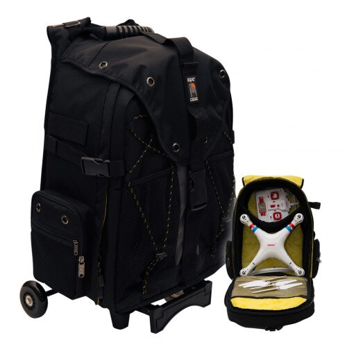 Ape Case ACPRO4DR Professional Drone Bag w/ Trolley