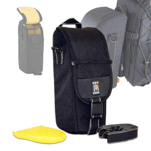 Ape Case ACPROLC16 Professional Intermediate/ Zoom DSLR Lens Case
