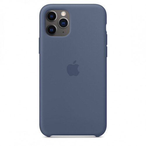 Apple iPhone 11 Pro Silicone Case - Alaskan Blue