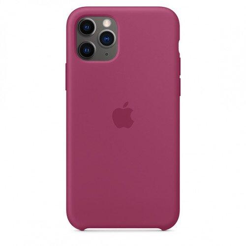 Apple iPhone 11 Pro Silicone Case - Pomegranate