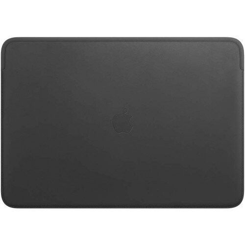 Apple Leather Sleeve for 16‑inch MacBook Pro - Black