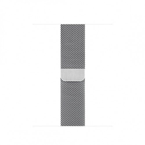 Apple Milanese Loop for Apple Watch - 40mm - Silver