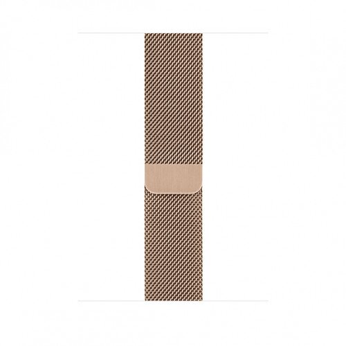 Apple Milanese Loop for Apple Watch - 44mm - Gold