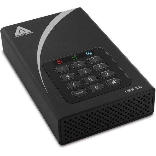 Apricorn Aegis Padlock DT USB 3.0 Desktop Drive - 16TB