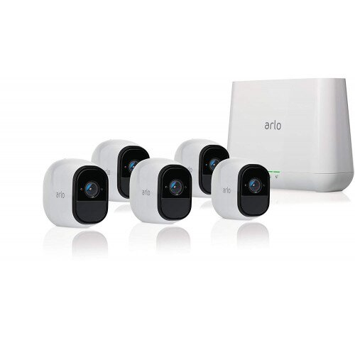 Arlo Pro Smart Security System with 5 Cameras