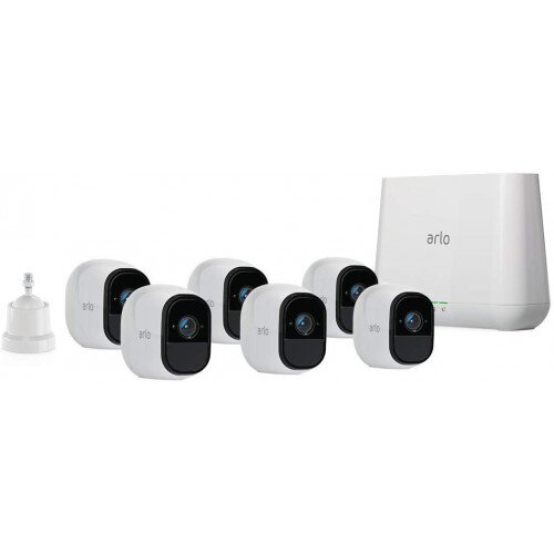 Arlo Pro Smart Security System with 6 Cameras