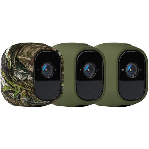 Arlo Set of 3 Skins in Camouflage for Pro and Pro 2