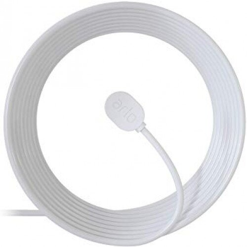 Arlo Ultra & Pro 3 25 ft. Outdoor Magnetic Charging Cable