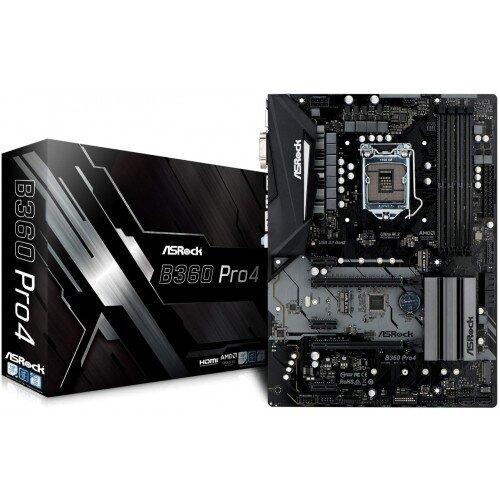 Asrock B360 Pro4 Motherboard
