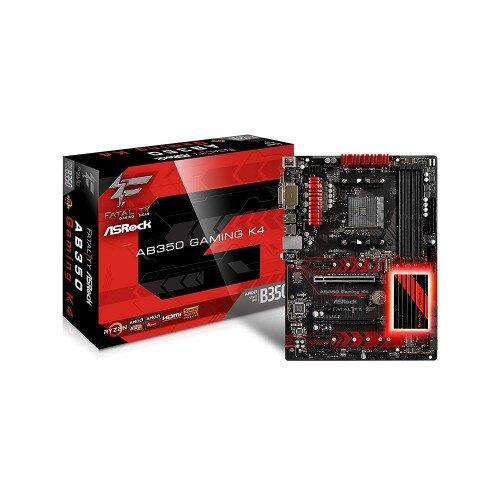 ASRock Fatal1ty AB350 Gaming K4 Motherboard