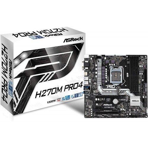 ASRock H270M Pro4 Motherboard