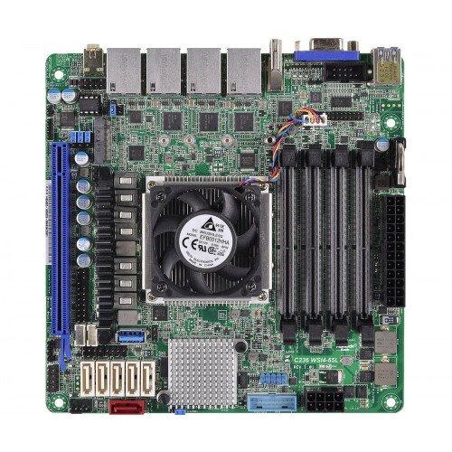 ASRock Rack C236 WSI4-65L Motherboard