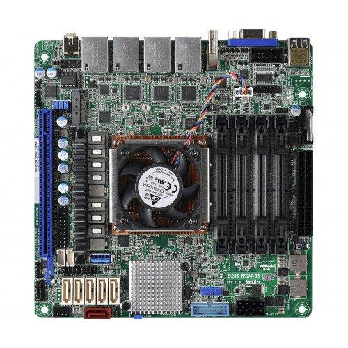 ASRock Rack C236 WSI4-85 Motherboard
