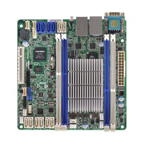 ASRock Rack C2750D4I Motherboard