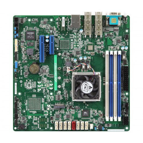 ASRock Rack C3558D4U-2OP Motherboard