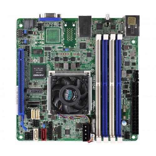 ASRock Rack D1521D4I Motherboard