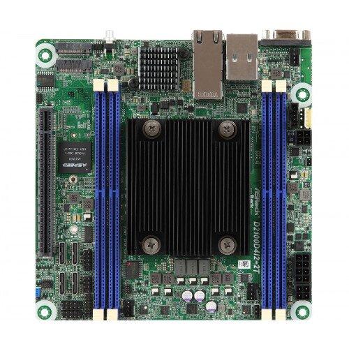 ASRock Rack D2100D4I2-2T Motherboard