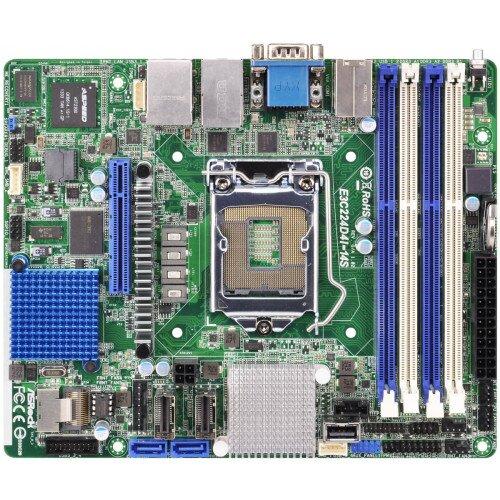 ASRock Rack E3C224D4I-14S Motherboard