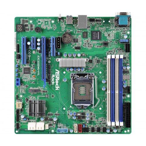 ASRock Rack E3C232D4U-V1L Motherboard