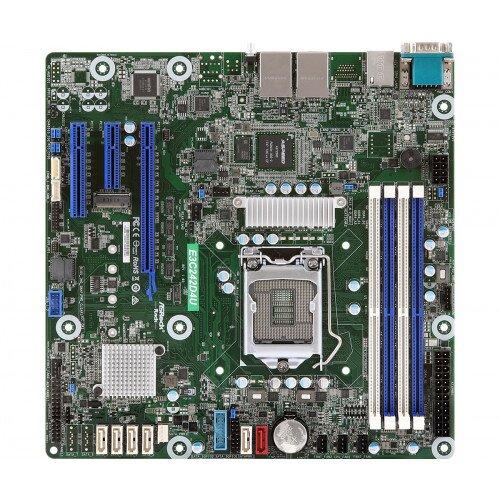 ASRock Rack E3C242D4U Motherboard