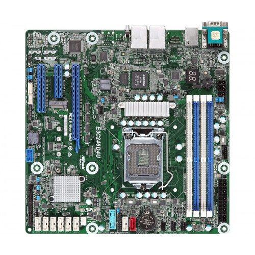 ASRock Rack E3C246D4U Motherboard
