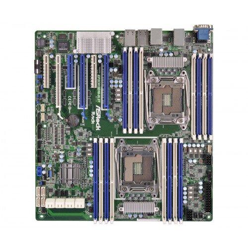 ASRock Rack EP2C612D16-2L2T Motherboard
