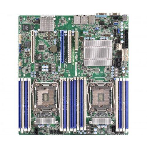 ASRock Rack EP2C612D16NM-8R Motherboard