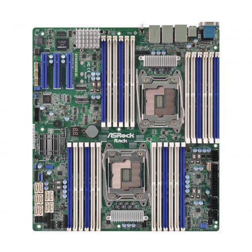 ASRock Rack EP2C612D24-4L Motherboard