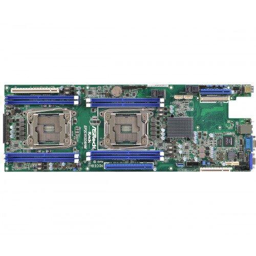 ASRock Rack EP2C612D8HM Motherboard