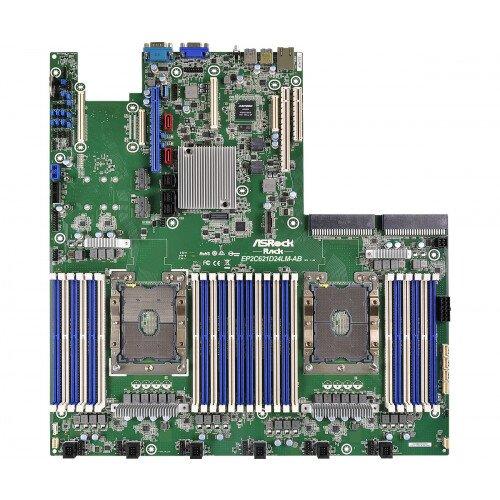 ASRock Rack EP2C621D24LM-AB Motherboard