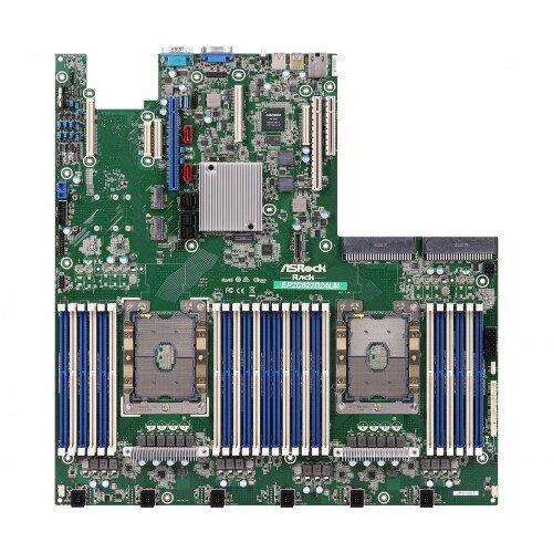 ASRock Rack EP2C622D24LM Motherboard