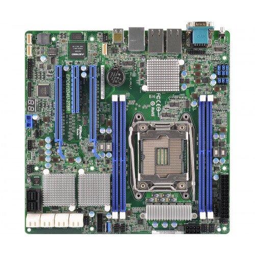 ASRock Rack EPC612D4U-2T8R Motherboard