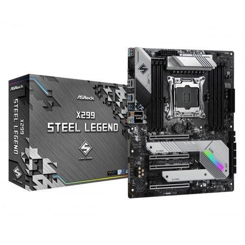 ASRock X299 Steel Legend Motherboard
