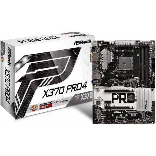 ASRock X370 Pro4 Motherboard