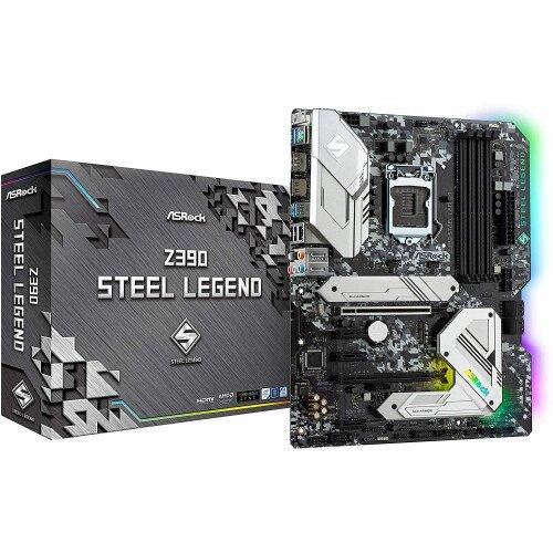 ASRock Z390 Steel Legend Motherboard