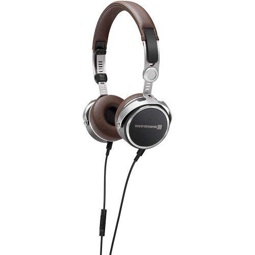 Beyerdynamic Aventho Wired Over-Ear Wired Headphones - Brown