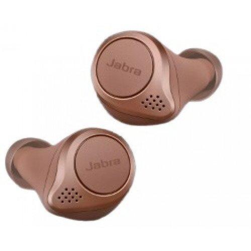 Jabra Elite Active 75t True Wireless Earbuds - Sienna