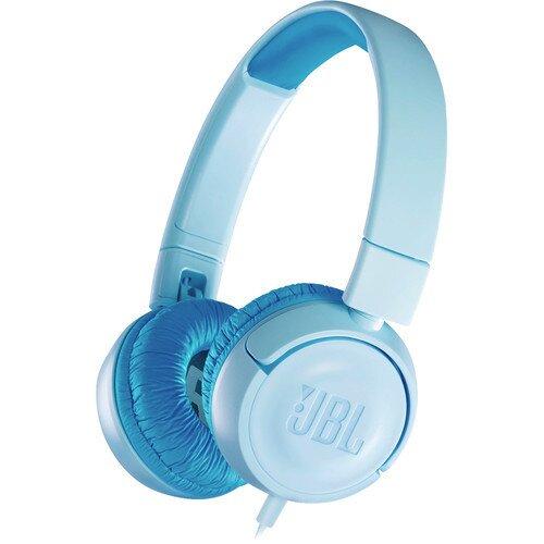 JBL JR300 Over-Ear Headphone - Ice Blue