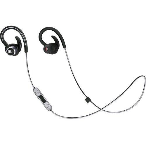 JBL Reflect Contour 2 In-Ear Wireless Headphones - Black