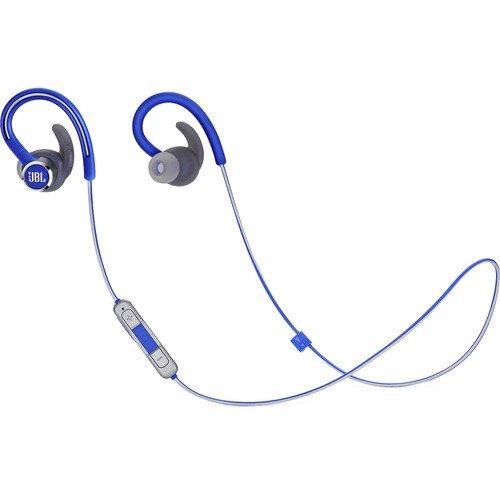 JBL Reflect Contour 2 In-Ear Wireless Headphones - Blue